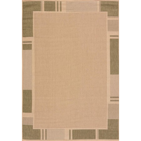 Terrace Green Area Rug - Outdoor Rug
