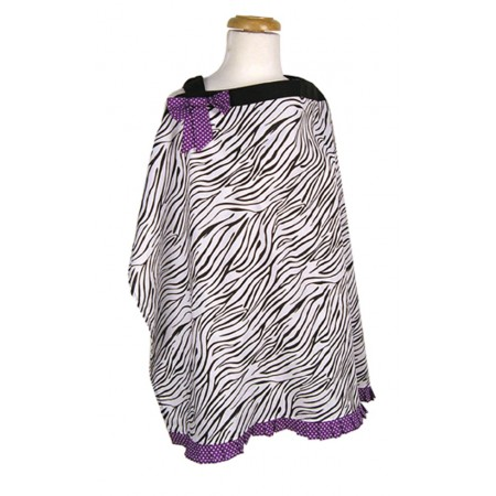 Nursing Cover - Grape Expectations