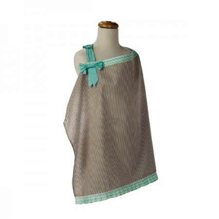 Nursing Cover - Cocoa Mint