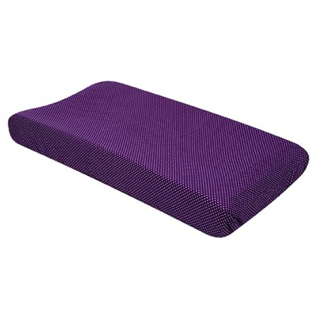 Changing Pad Cover - Grape Expectations