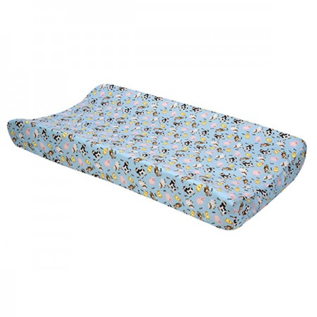 Changing Pad Cover - Baby Barnyard