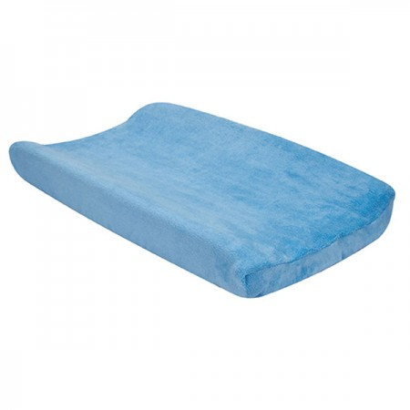 Changing Pad Cover - Sky Blue