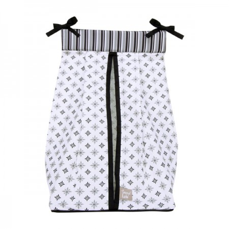 Medallions - Diaper Stacker
