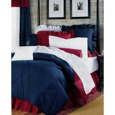Patriotic Red, White & Blue Bed in a Bag Set - Full Size