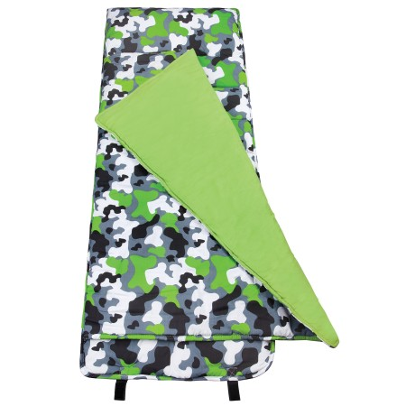 Green Camo Original Nap Mats by Olive Kids