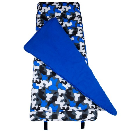 Blue Camo Original Nap Mats by Olive Kids