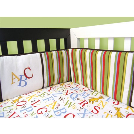 Dr Seuss Abc Bumper Set - 4 Piece
