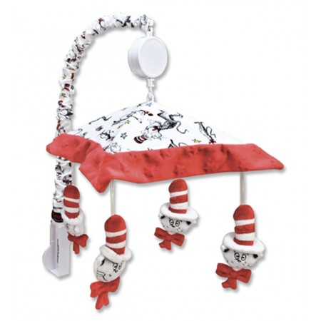 Dr Seuss Cat In The Hat Mobile