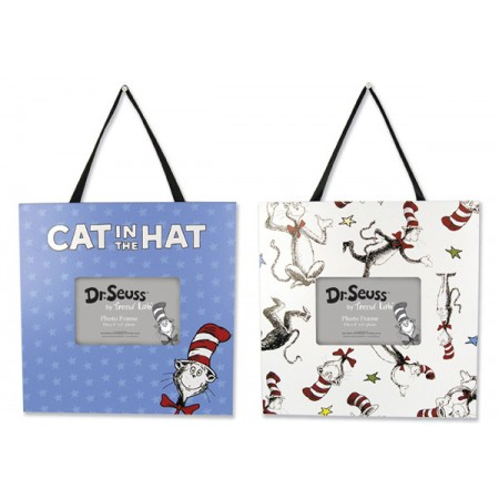 Dr Seuss Cat In The Hat Frame Set