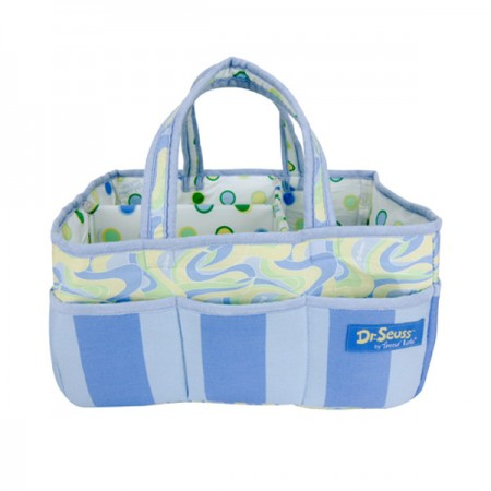 Dr Seuss Oh The Places You'll Go (Blue) Storage Caddy