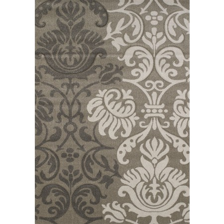 Replay Beige Area Rug - Contemporary Style