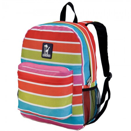 Bright Stripes Crackerjack Backpack