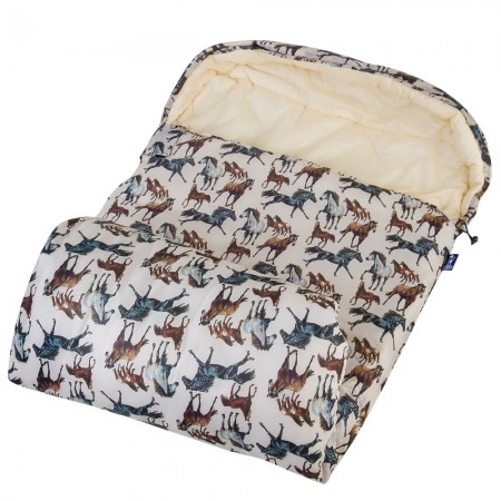 Horse Dreams Stay Warm Sleeping Bag by Olive Kids
