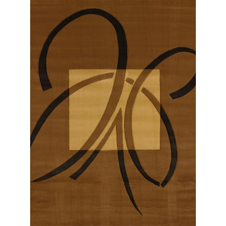 Satin Amber Area Rug from the Urban Galleries Collection