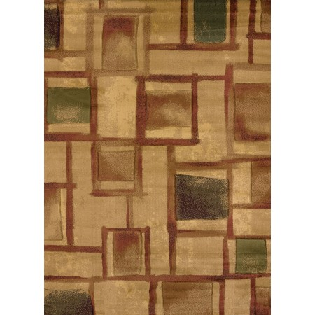 Opaque Amber Area Rug from the Urban Galleries Collection