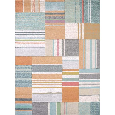Line Drive Tropical Area Rug from the Urban Galleries Collection