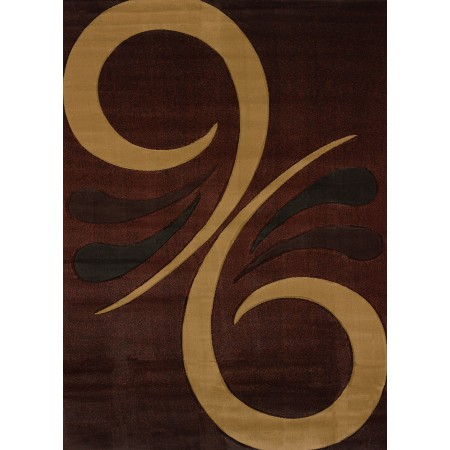 Nines Brown Area Rug from the Urban Galleries Collection