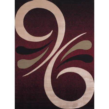 Nines Plum Area Rug from the Urban Galleries Collection