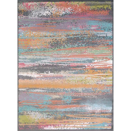 Painted Horizons Tropical Area Rug from the Urban Galleries Collection