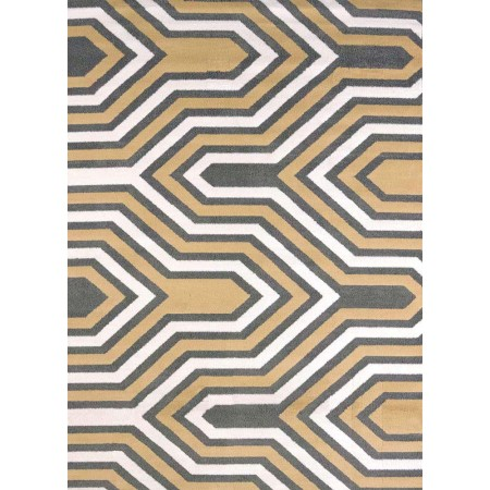 Cupola Harvest Area Rug - Transitional Style