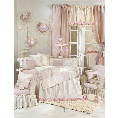 Victoria 3 Piece Crib Set