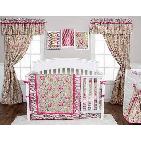 Jazzberry 3 Piece Crib Bedding Set by Waverly