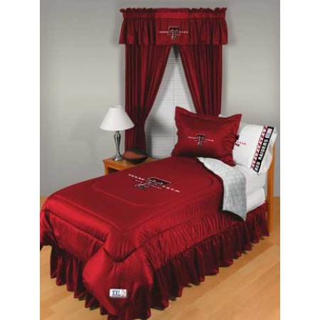 Texas Tech Raiders Locker Room Comforter