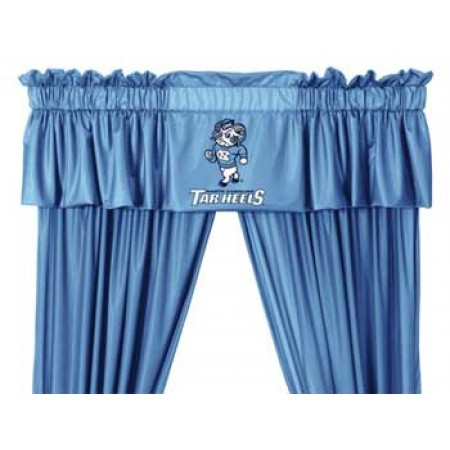 North Carolina Tar Heels Valance