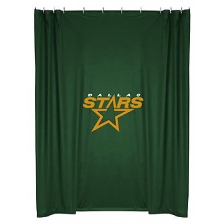 Dallas Stars Shower Curtain