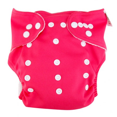 Cloth Diaper - Fuchsia