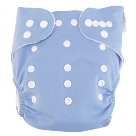 Cloth Diaper - Blue