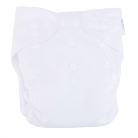 Cloth Diaper - White