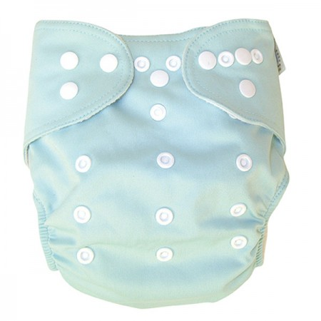 Cloth Diaper - Brook Green