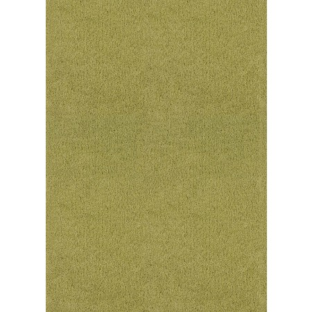 "Brushstrokes Lime 63"" Width X 86"" Length Area Rug - Solid Color"