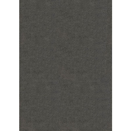 "Brushstrokes Grey 63"" Width X 86"" Length Area Rug - Solid Color"