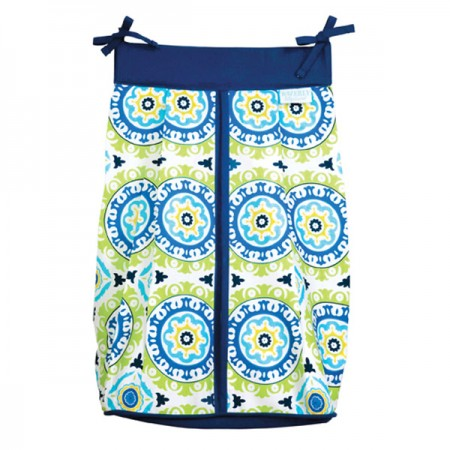 Waverly Solar Flair - Diaper Stacker