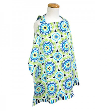 Nursing Cover - Waverly Solar Flair