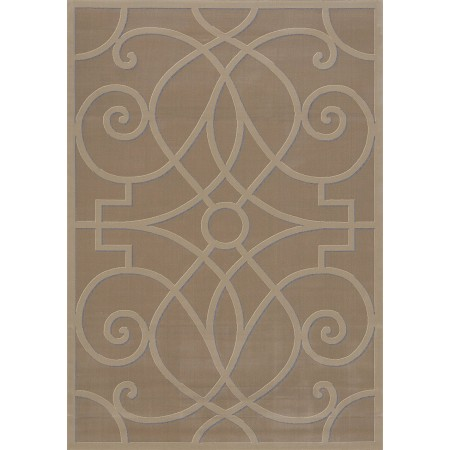 Legarrette Beige Area Rug - Transitional Style