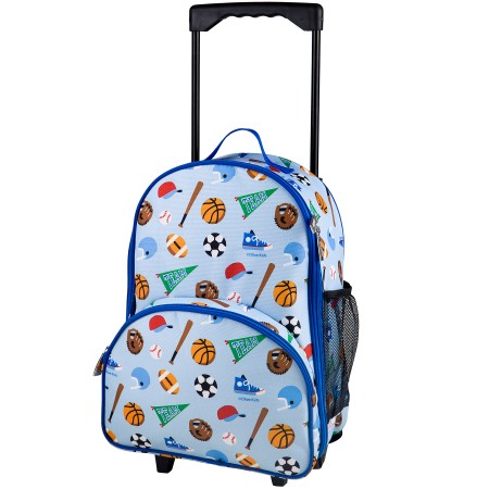 Olive Kids Game On Rolling Luggage