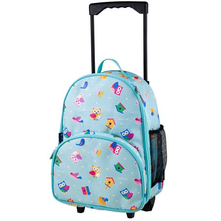 Olive Kids Birdie Rolling Luggage