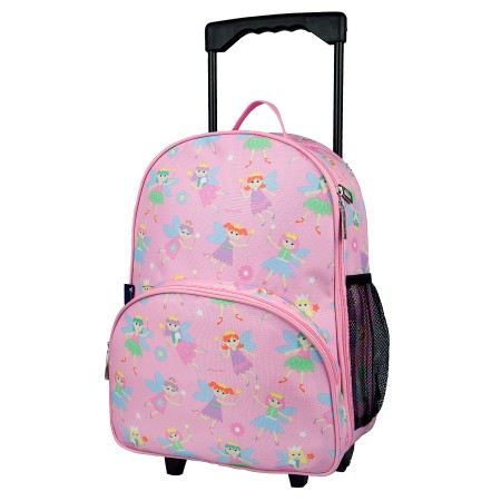 Olive Kids Fairy Princess Rolling Luggage