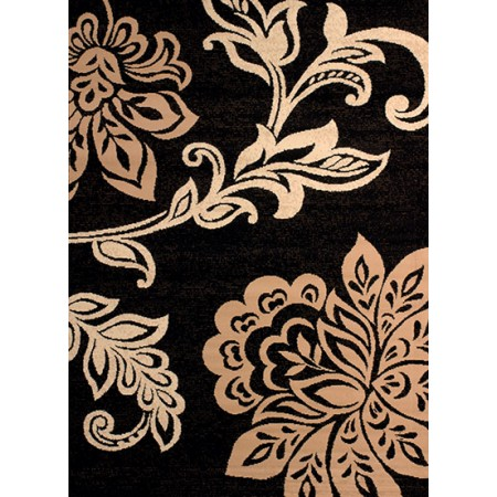 Trouseau Beige Area Rug - Traditional Style