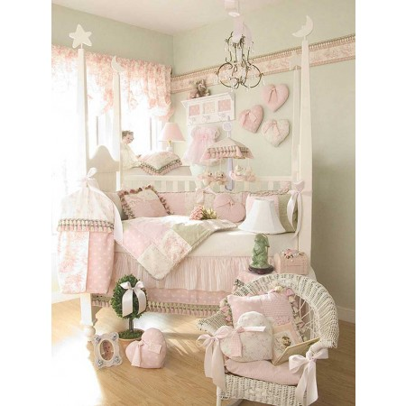 Isabella by Glenna Jean Baby 3 Piece Crib Set