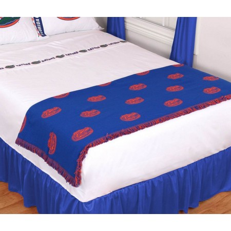 Florida Gators Throw Blanket - Bed Runner