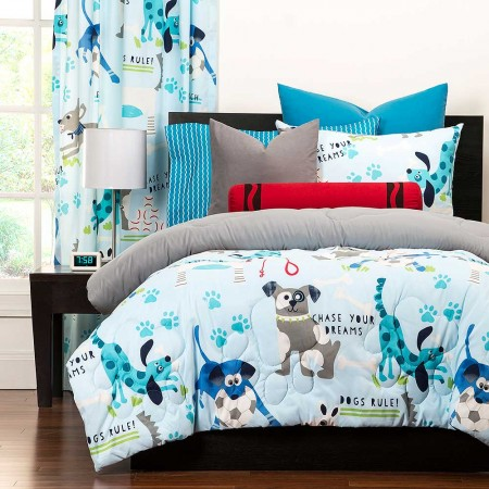 Chase Your Dreams Comforter Set From Crayola