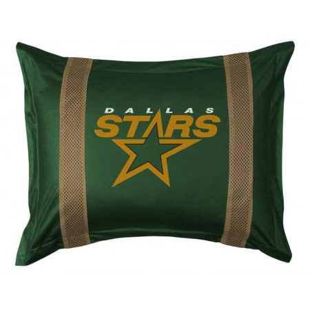 Dallas Stars Sideline Pillow Sham