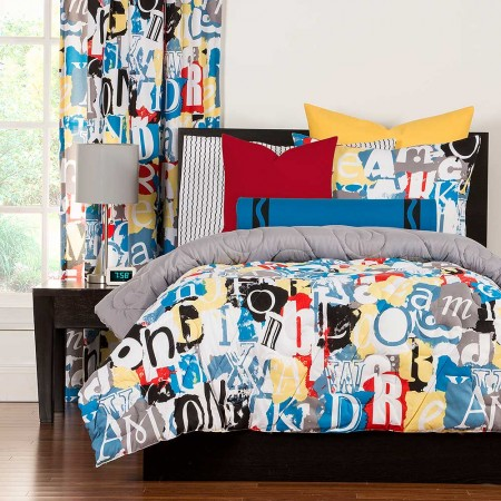 Dream On Comforter Set from Crayola