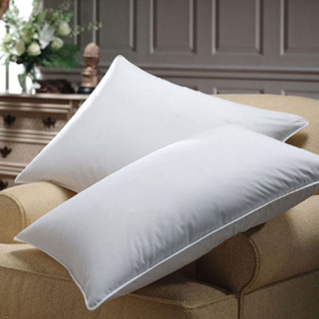600 Fill Power White Goose Down Pillow