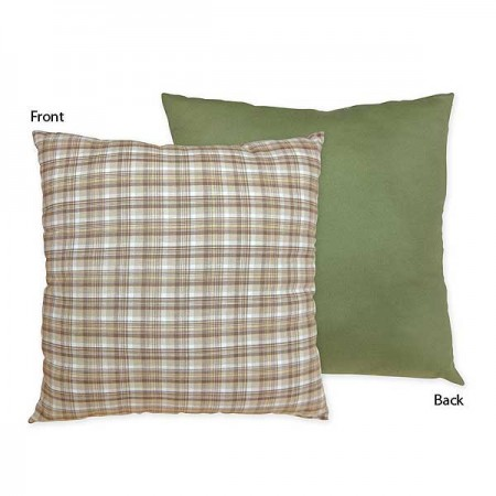Construction Accent Pillow