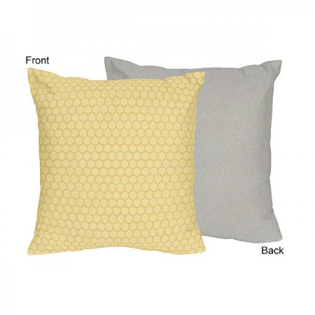 Honey Bee Accent Pillow